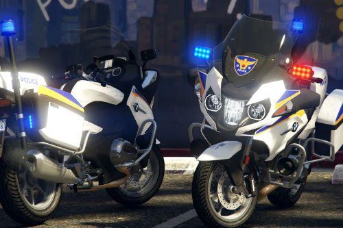 BMW R1200RT-P 2014 KNP 한국 경찰 오토바이 non-ELS