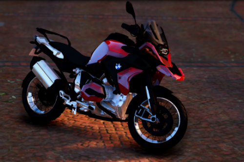 BMW R1250GS [Add-On | FiveM]