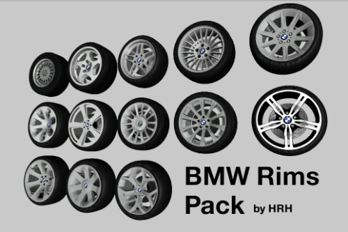 BMW Rims Pack [Add-On]