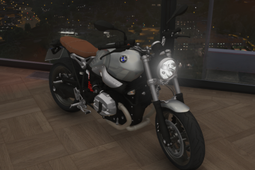 BMW RnineT [Add-On]