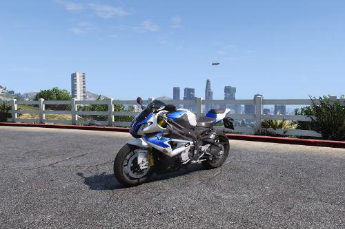BMW S1000 RR 2014 [Add-On | Tuning]