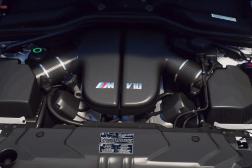 BMW E60 M5 / E64 M6 S85 V10 Engine Sound [OIV Add On / FiveM | Sound]