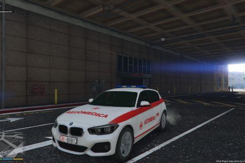 Bmw Serie 1 - Automedica CRI