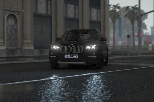BMW X1 2016 Civil [Replace]