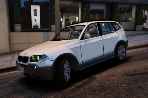BMW X3 2003 [Add-On]