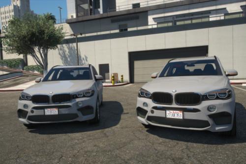 BMW X5M 2018 [Unlocked]