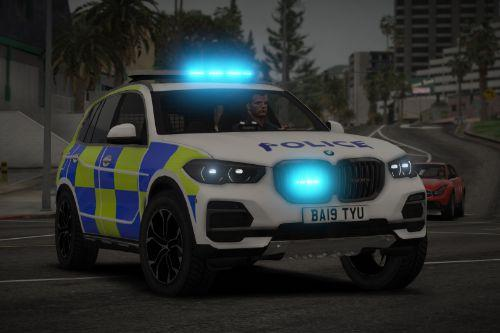 BMW X5 2019 Generic Marked ARV [ELS | Replace]