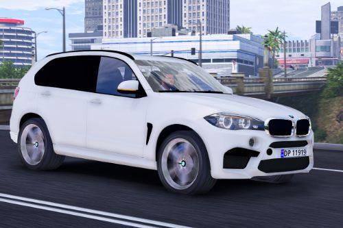 Bmw X5 2017 [Replace/Addon]