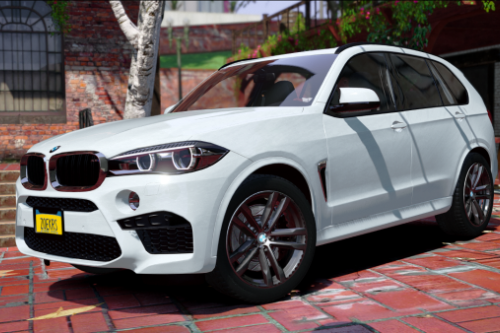 BMW X5M 2017 [Replace]