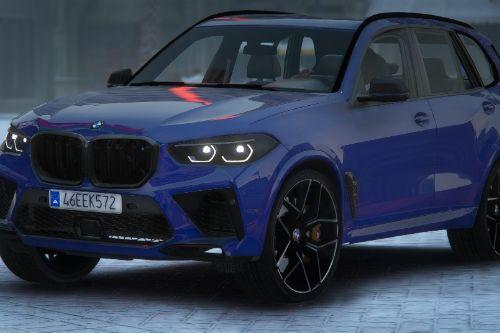BMW X5M Competition 2020 [Add-On]