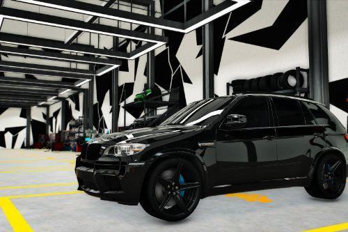 BMW X5M E70 [ Add-on | Tuning | Livery ]