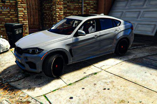 BMW X6 [Add-On / Replace]