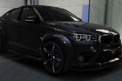 BMW X6M F16 Breitbau [Add-On | Tuning] [OIV]