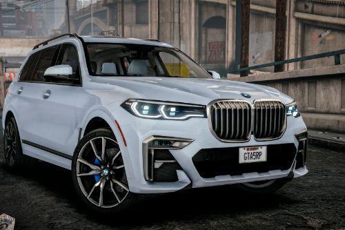 BMW X7 2021 [Add-On | Tuning]