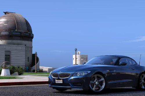 BMW Z4 [Add-On | Animated Roof]