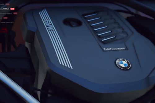BMW Z4 G29 & Supra A90 B58 I6 Engine Sound [OIV Add-On / FiveM]