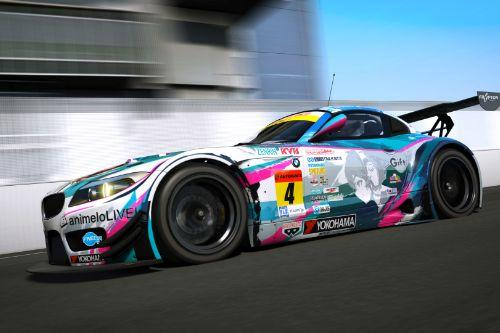 BMW Z4 GT3 (E89) [Add-On | Tuning | Template]