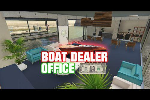 Boat dealer office ( YMAP )