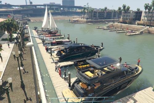 Boat Show La Puerta 2020! [Map Editor]