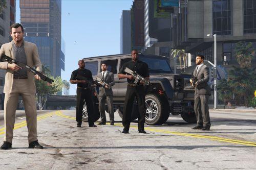 Bodyguard Squads