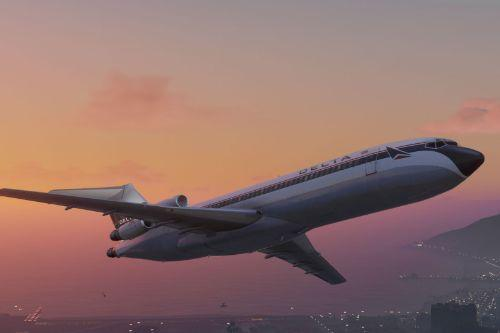 Boeing 727-200 (Passenger & Cargo) [Add-On]