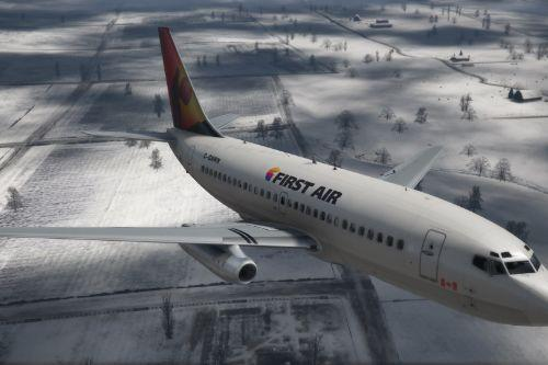 F83f27 gta v   first air 737 200c over north yankton