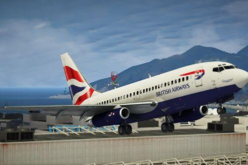 Boeing 737-200 Livery Pack 2