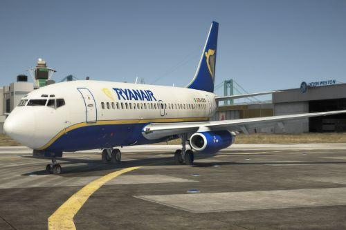 Fa2614 gta v   ryanair 737 200 at lsia 1
