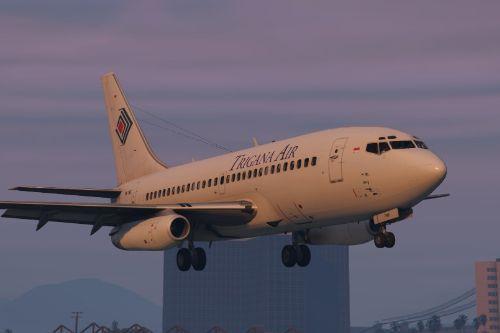 Boeing 737-200 Trigana Air