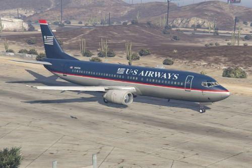 Boeing 737-400 Livery Pack