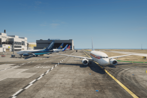 Boeing 737-600 Livery Pack
