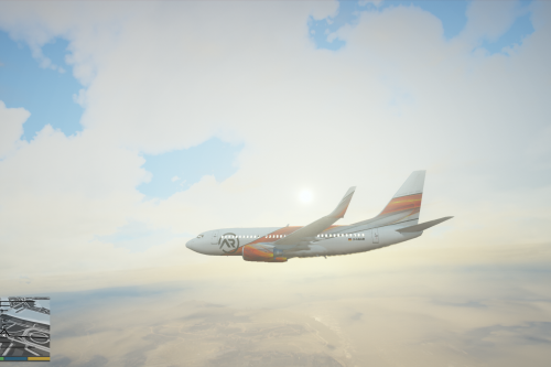 Boeing 737-700 Livery pack