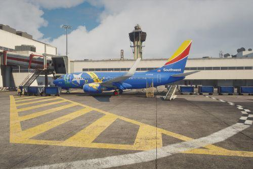 Boeing 737-700 Southwest Livery Pack