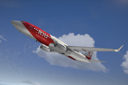 Boeing 737-800 Livery Pack