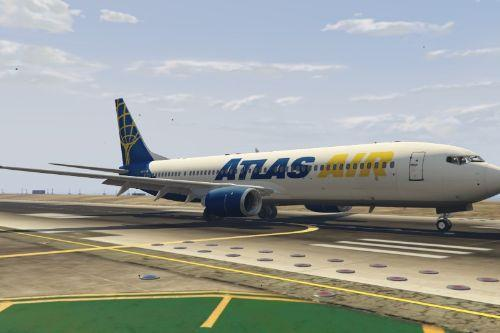 Boeing 737-900ER ATLAS AIR Livery