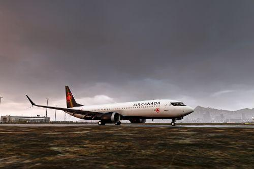 Boeing 737 MAX-9 Livery Pack