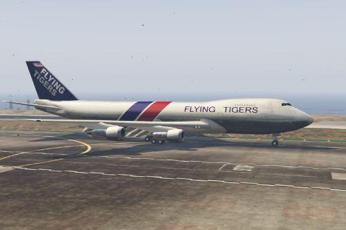Boeing 747-200 Freighter Livery Pack 2