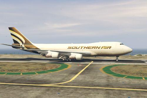 Boeing 747-200 Freighter Small Livery Pack