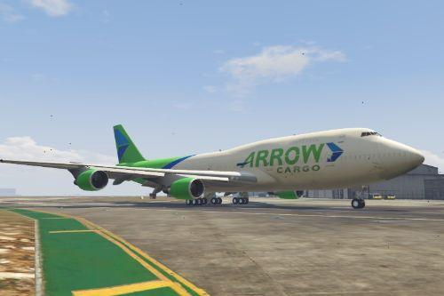 Boeing 747-300M CARGO Livery Pack Vol2