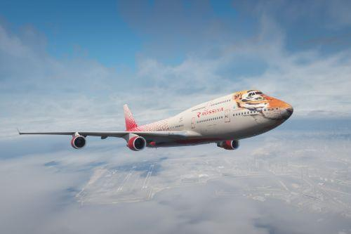 Boeing 747-400 PW Pack