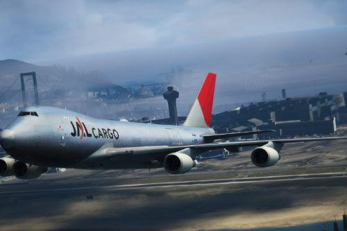 Boeing 747-400F Livery Pack