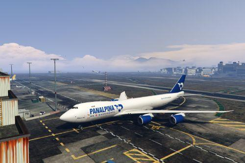 Boeing 747-8F Livery Pack