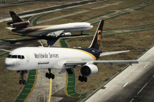 Boeing 757-200F [Add-On I Liveries I Tuning]