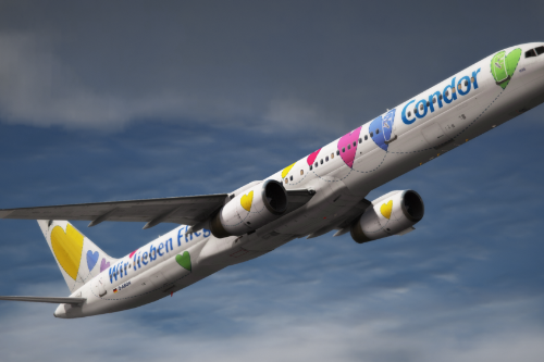 Boeing 757-300 [Add-On | Liveries]