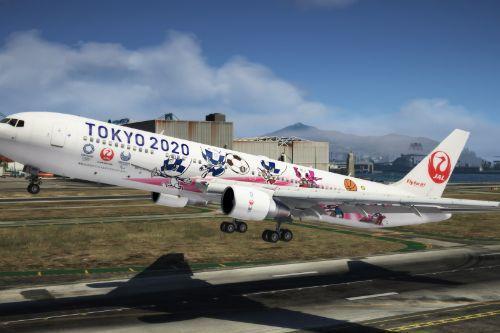 Boeing 767-300 Japan Pack