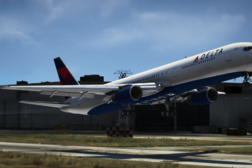 Boeing 767-400ER [Add-On | Tuning | Liveries]