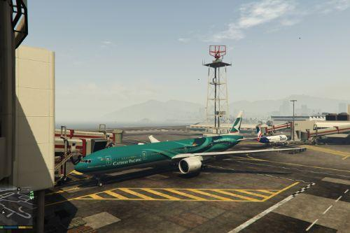 Boeing 777-300ER Cathay Pacific Livery Pack