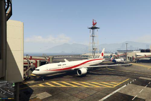 Boeing 777-300ER Japanese Livery Pack