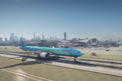 Boeing 777-300ER Livery Pack