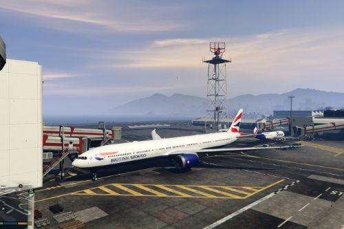 Boeing 777-9X Mini Livery Pack